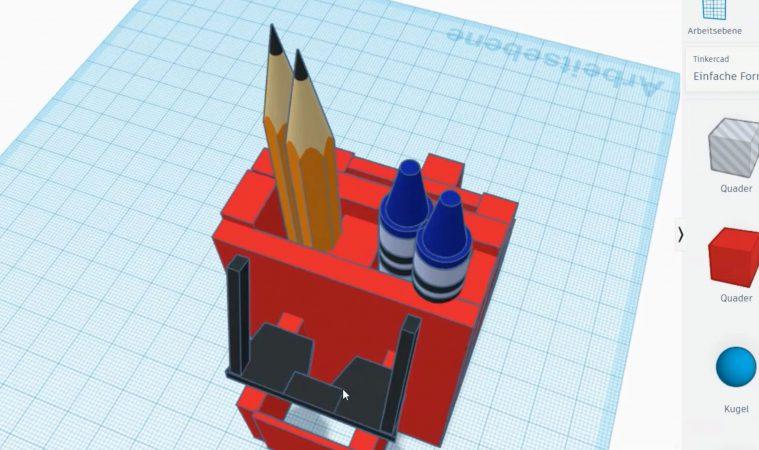 Kreative Produkte aus dem Stübi-Fernunterricht